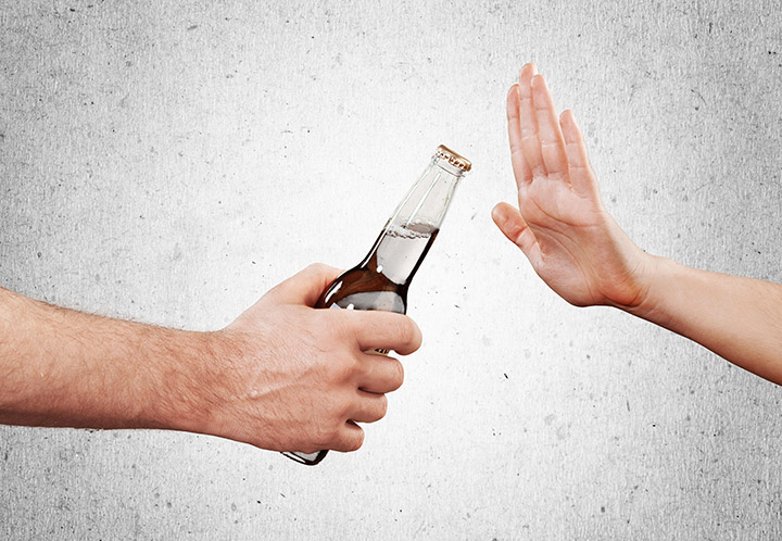 Abstinenz, Alkoholentzug und Entzugserscheinungen